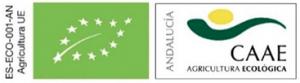 Olijfolie ecologisch gecertificeerd logo