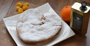 Sinaasappelcake met olijfolie Lekkers van Lies