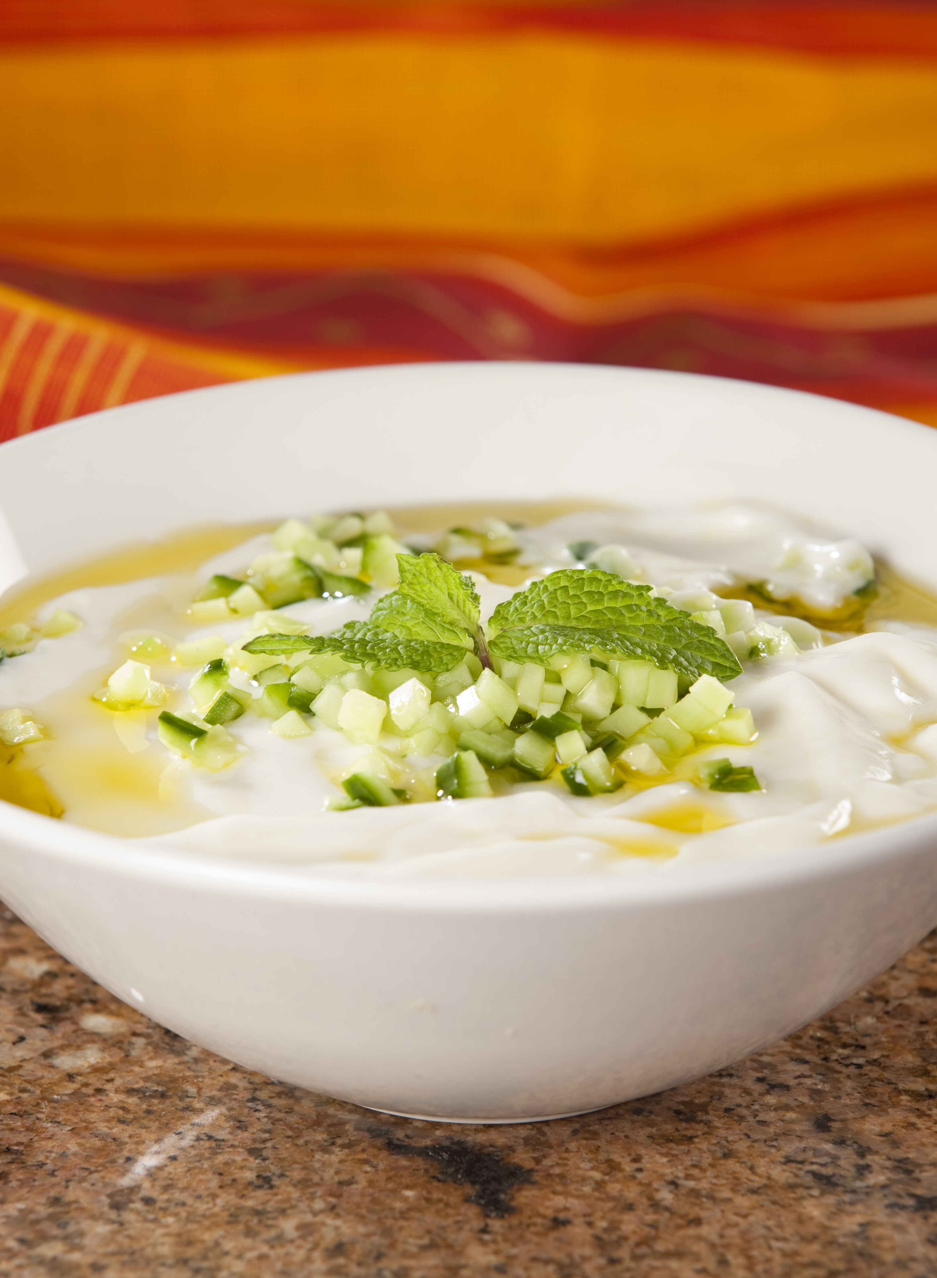 Recept Griekse Tsatsiki met Olivarera Olijfolie